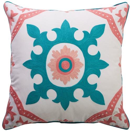Canvas & Sasson Marbella Benito Cotton Cushion