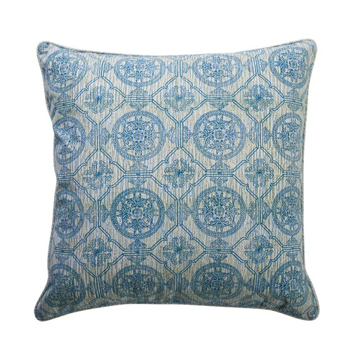 Canvas & Sasson Burleigh Braken Cotton Cushion