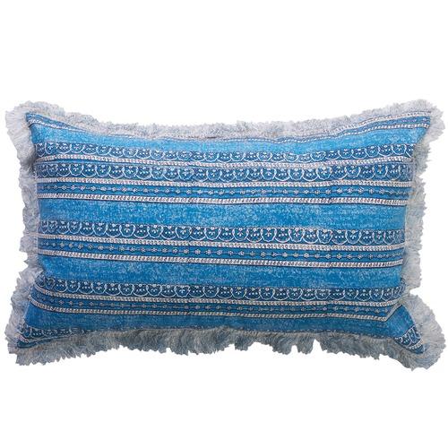 Canvas & Sasson Burleigh Trilogy Cotton Cushion
