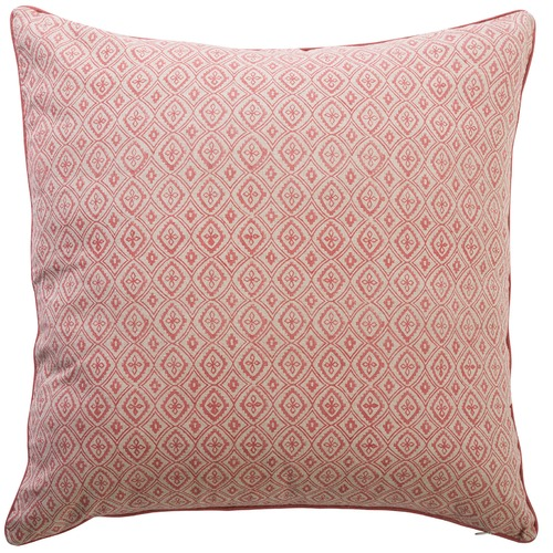 Canvas & Sasson Flora Holly Cotton Cushion