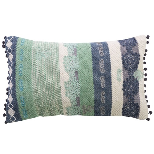 Canvas & Sasson Fable Piper Cotton Cushion
