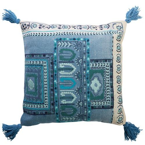 Canvas & Sasson Fable Milo Cotton Cushion