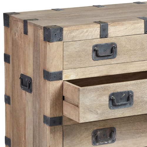 Canvas & Sasson Mayfair Wooden Chest of Drawers