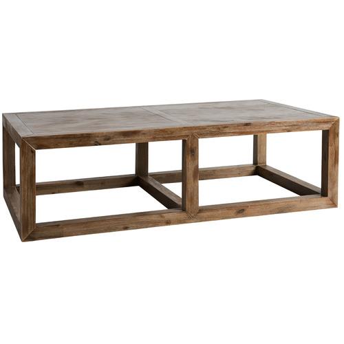 449dae1b166a Grove Oak Wood Coffee Table