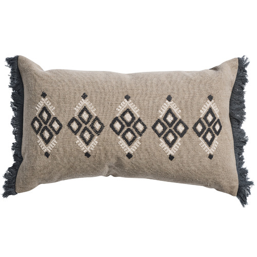 Canvas & Sasson Natural Loom Sierra Cushion