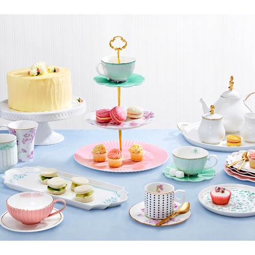 Salt & Pepper Salt & Pepper Eclectic 3 Tier Cake Stand