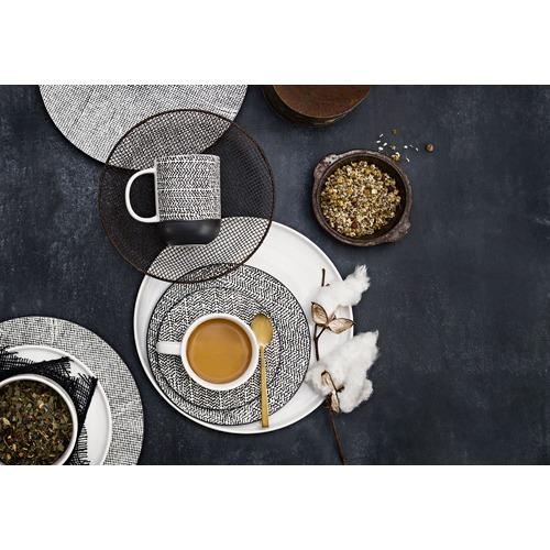 Salt & Pepper Black Raww Mug
