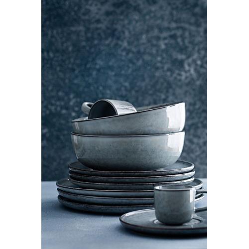 Salt & Pepper Salt & Pepper Relic Stoneware Plates
