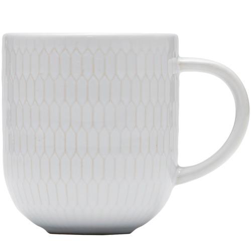 Salt & Pepper 350mL White Apollo Mugs