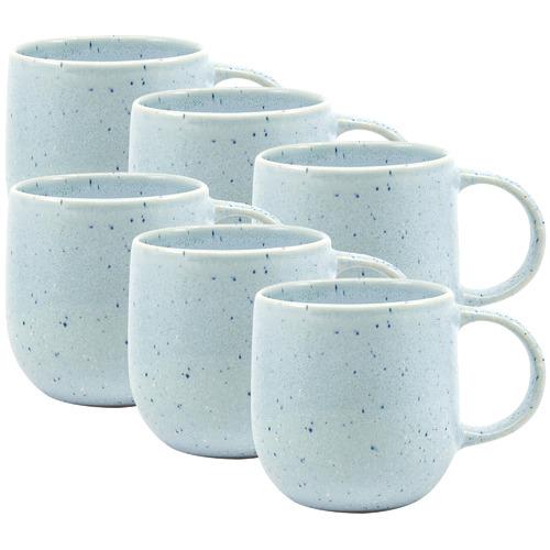 Salt & Pepper Mist Naoko 380ml Stoneware Mugs