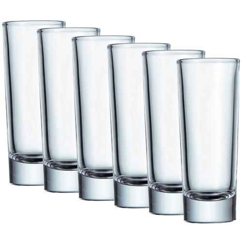 Salt & Pepper Salut European Shot Glasses