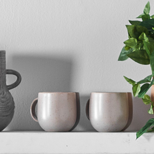 Salt & Pepper Dusk Naoko 380ml Stoneware Mugs