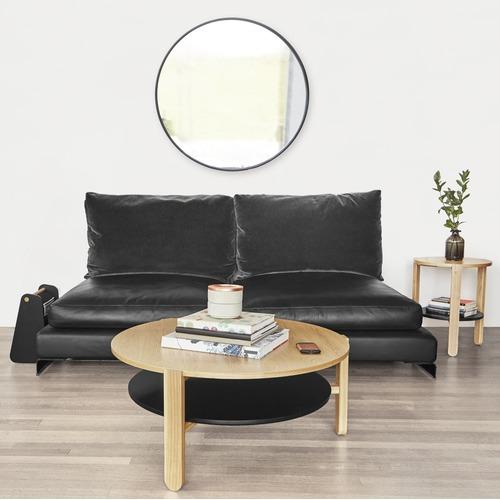 Umbra Hub Round Wall Mirror