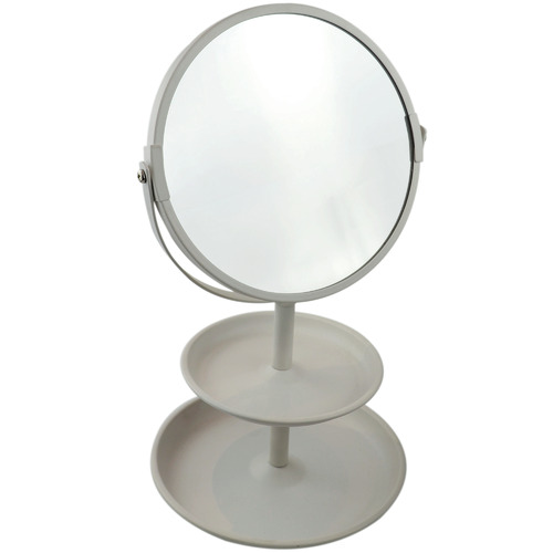 Umbra Butler's Vanity Mirror with Accessories Tray