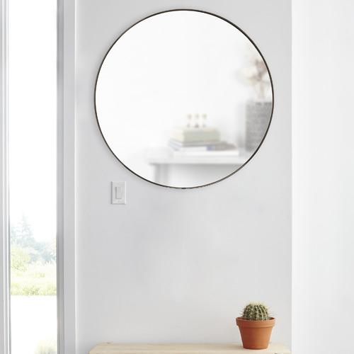 Umbra Hubba Round Wall Mirror