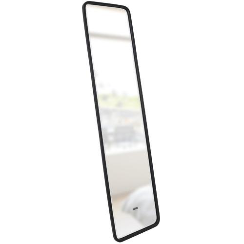 Umbra Black Hub Metal Full Length Mirror