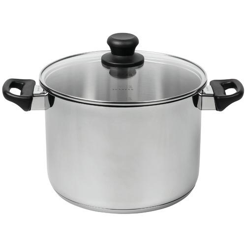 Scanpan Scanpan Classic Inox 7.2L Stainless Steel Stock Pot