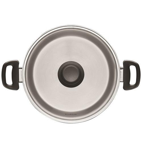 Scanpan Scanpan Classic Inox Stock Pot 26cm/11L