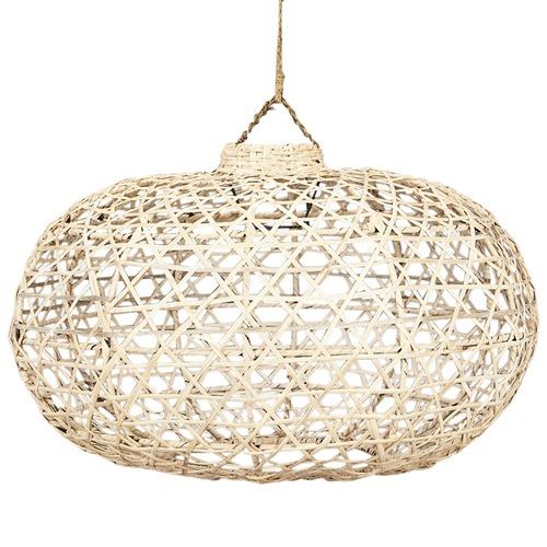 Inartisan Short Bamboo Lamp Shade