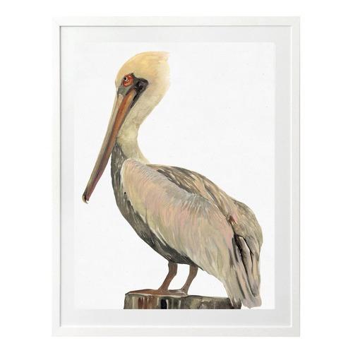Pelican Watch Wall Art | Temple & Webster
