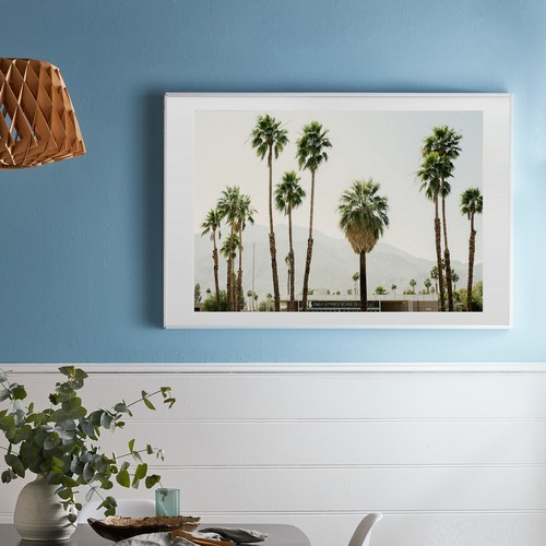 Desert Love Printed Wall Art
