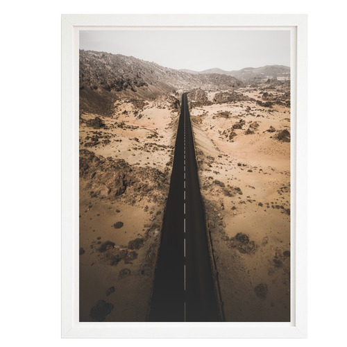 Arthouse Collective Road Trip Printed Wall Art