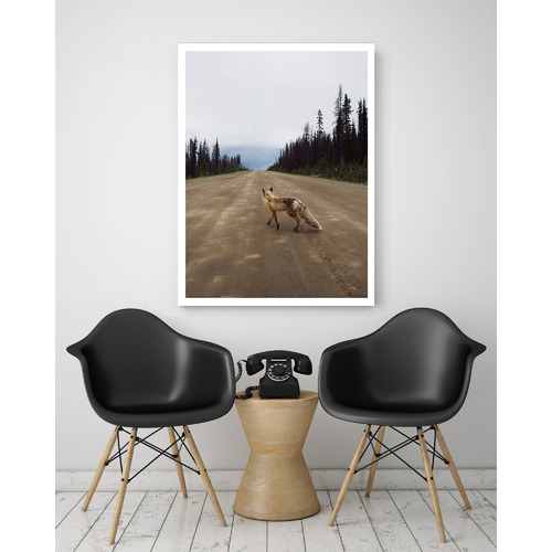 Arthouse Collective Foxy Lady Canvas Wall Art