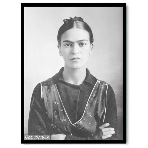 Arthouse Collective Frida 1932 Canvas Wall Art