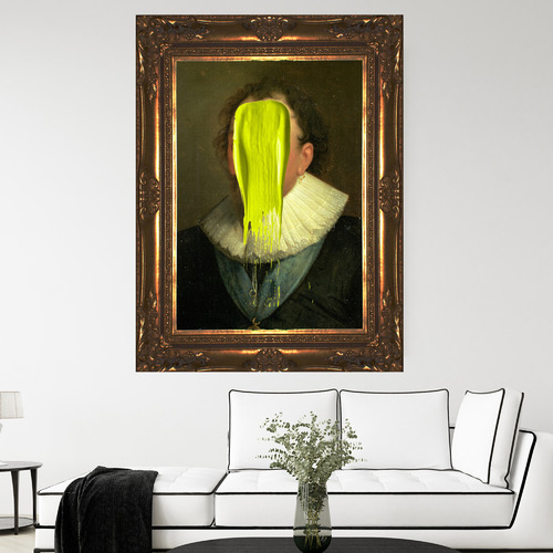 Arthouse Collective George Canvas Wall Art