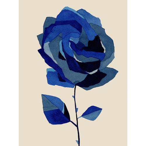 Arthouse Collective Boy Blue II Canvas Wall Art