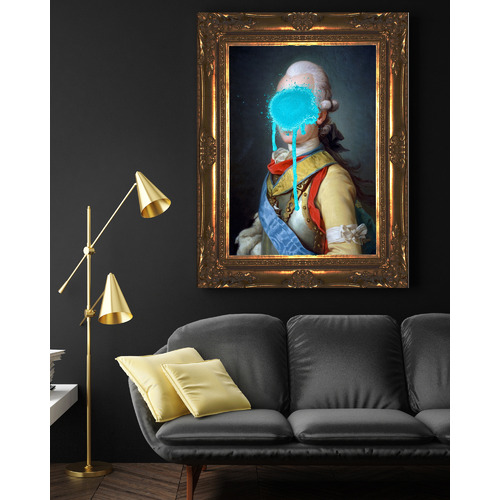 Arthouse Collective Richard Canvas Wall Art