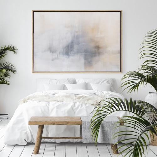 Arthouse Collective Calm Mornings Canvas Wall Art