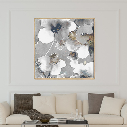 Arthouse Collective Wild At Heart Drop Shadow Framed Canvas Wall Art