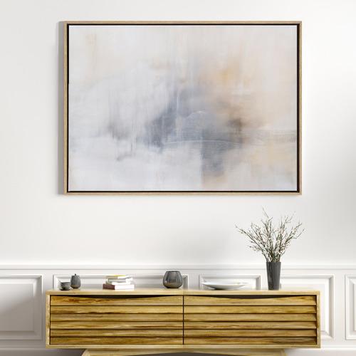 Calm Mornings Canvas Wall Art