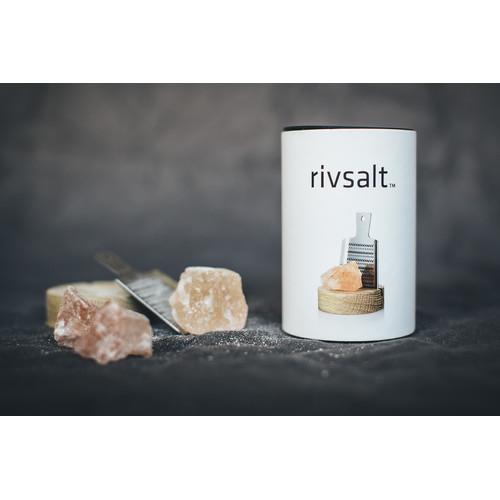 Rivsalt Kitchen Oak Board & Salt