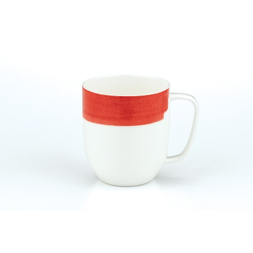 Ecology Ecology Watercolour Coral Mug 380ml