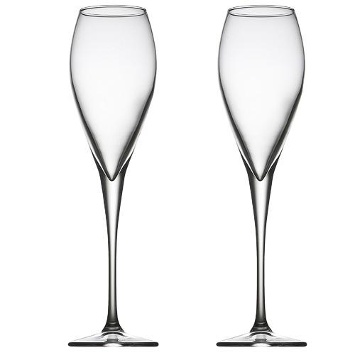 Pasabache Monte Carlo Champagne Flutes
