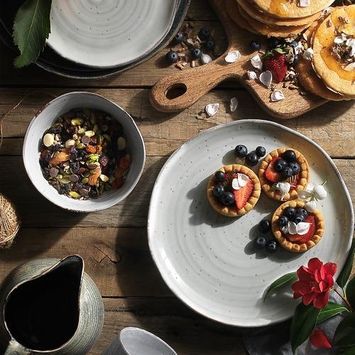 Lichen Ottawa Dinner Plate