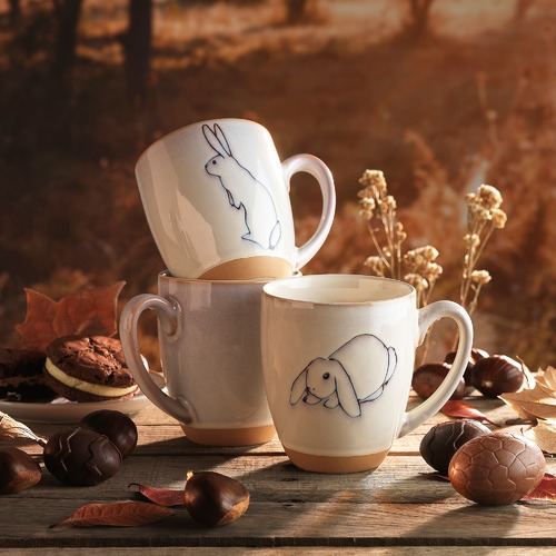 Ecology Warren Benjamin Mugs