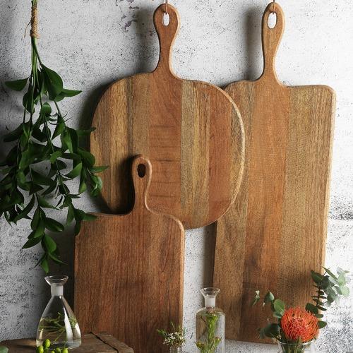 Ecology Mason Wooden Serving Board