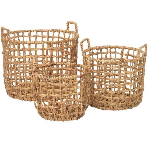 Ecology 3 Piece Thread Nesting Basket Set