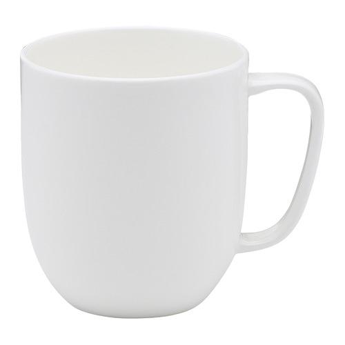 Ecology White Canvas 380ml Mug