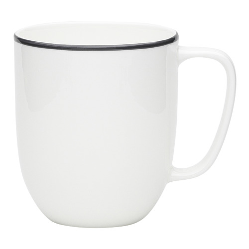 Ecology Pewter Rim Bistro 380ml Mug