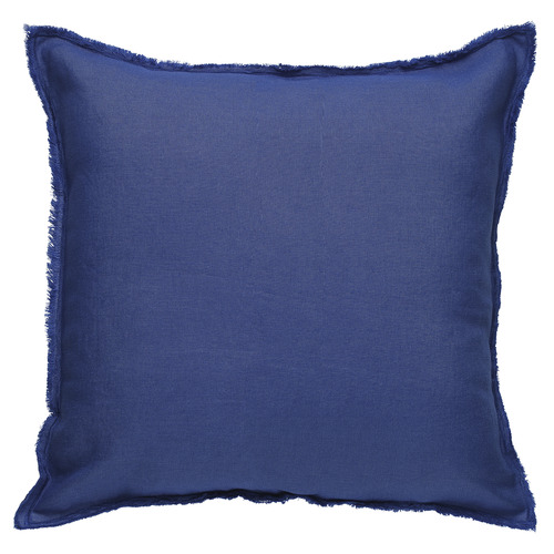 Ecology Stonewash Linen Cushion