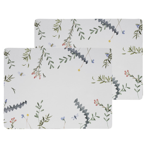 Greenhouse Large Cork Placemats