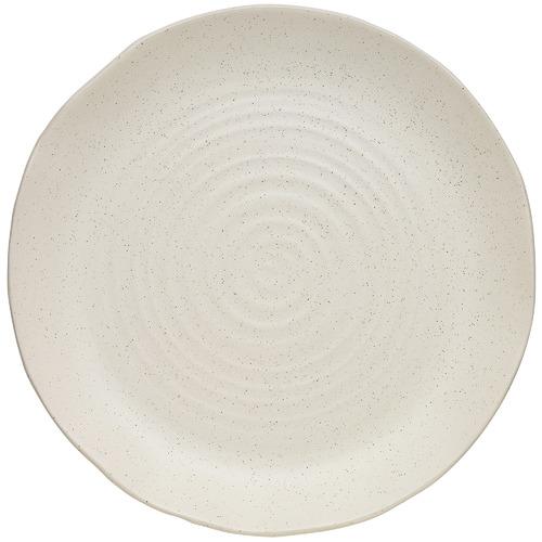 Ecology Cream Ottawa Calico 33cm Stoneware Serving Platter
