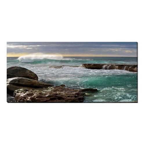 OasisEditionsAustralia Bombora Stretched Canvas