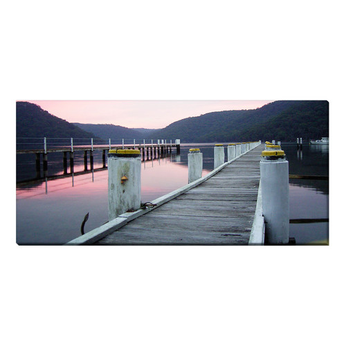 OasisEditionsAustralia Morning Mood Stretched Canvas