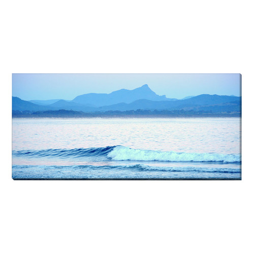 OasisEditionsAustralia Mount Warning Stretched Canvas
