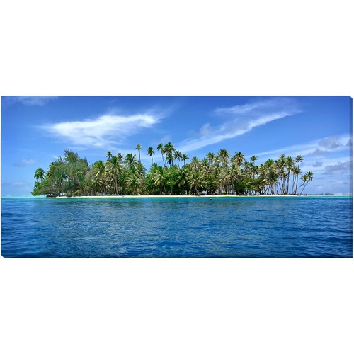 OasisEditionsAustralia My Island Canvas Wall Art